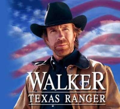 Walker Texas Ranger Chuck Norris