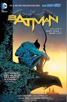 Batman Vol5 Zero Year Dark City