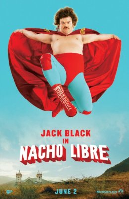 nacho libre movie