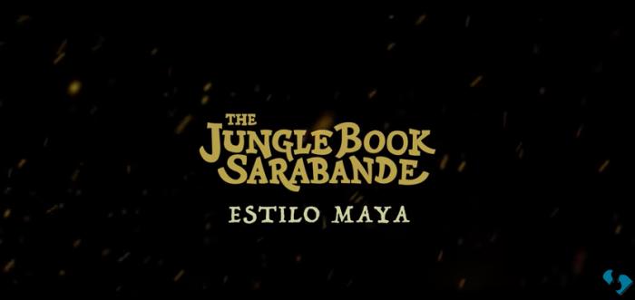 The Jungle Book : Sarabande (Mayan Style) - ThePianoGuys