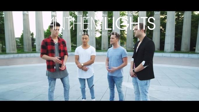 Anthem Lights America Medley