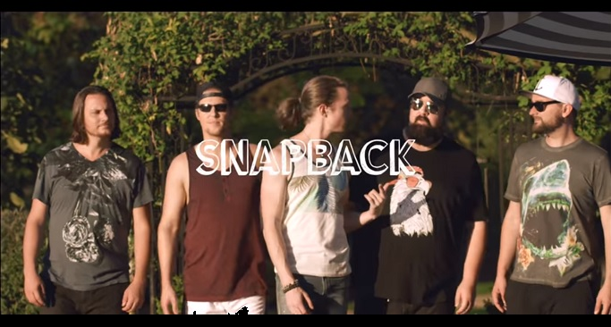 Home Free Snapback Cover