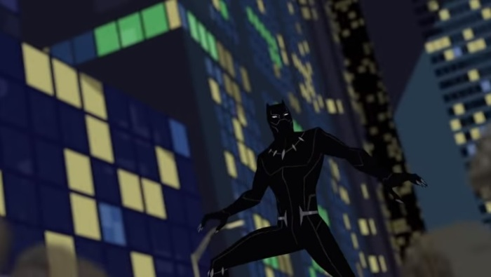 Avengers Black Panther's Quest 01